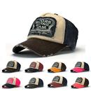 合身帽春季棒球帽休闲户外运动复古帽急速弹帽子男士女士高尔夫骨