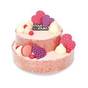 (北京)爱蓝莓黄油蛋糕(双层)