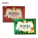 【海地村】韩国食品进口 可瑞安夹心饼干 2种口味  可瑞安咖啡夹心饼干 可瑞安奶油夹心饼干
