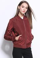 【LR】独家定制欧美女士保暖厚外套短款三色入