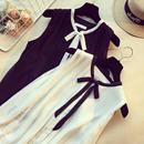 2017夏季新品女装韩版宽松显瘦雪纺衫外穿吊带背心女无袖短款上衣