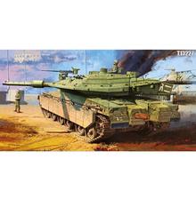 学院13227 MERKAVA Mk.IV LIC护甲坦克塑料模型套件