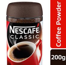 雀巢咖啡经典罐200克