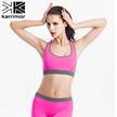 凯瑞摩/Karrimor2017新款女士弹力运动文胸排汗透气舒适
