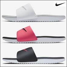 【韩国直邮】Nike Womens  Kawa Slide 女款拖鞋|休闲沙滩凉拖鞋|100%正品|货号834588-060 834588-602 834588-100|3款可选|[Kconcept]