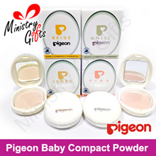 ♥Pigeon♥Baby Compact Powder(Authentic)♥MinistryOfGifts♥
