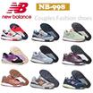 免费运送,2017最新款NB998男女共用运动鞋