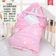 新生儿包被棉婴儿抱被春秋冬抱毯夏季加厚款被子襁褓包巾宝宝用品