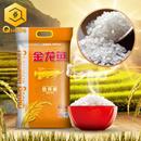 金龍魚 蘇北軟香稻大米5kg 綿軟香醇10斤