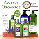 ❤BEST-SELLING❤AVALON ORGANICS洗发水|护发素|淋浴凝胶|身体乳液