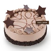 (上海)星空巧克力黄油蛋糕#2