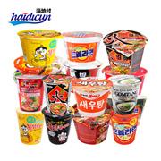 【海地村】韩国食品进口paldo八道牌|三养拉面杯面|芝士火鸡面| 碗面16款任你挑选