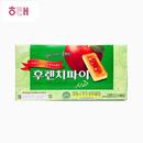 【海地村】韩国食品进口 海汰 苹果果酱夹心酥饼 192g