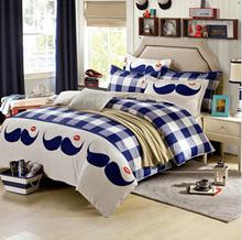 【新品特惠】申鸿 纯棉四件套全棉床品套件床上用品4件套婚庆被套床单 1.5-1.8米床通用款